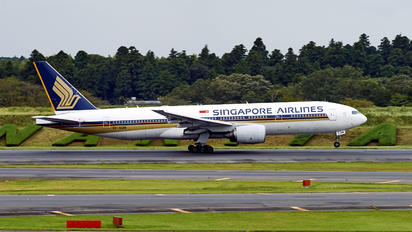 9V-SQM - Singapore Airlines Boeing 777-200ER
