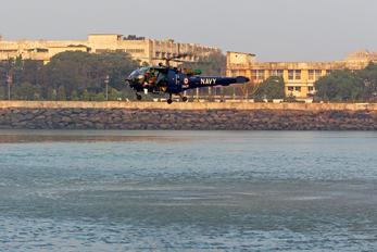IN429 - India - Navy Hindustan SA 316B Chetak