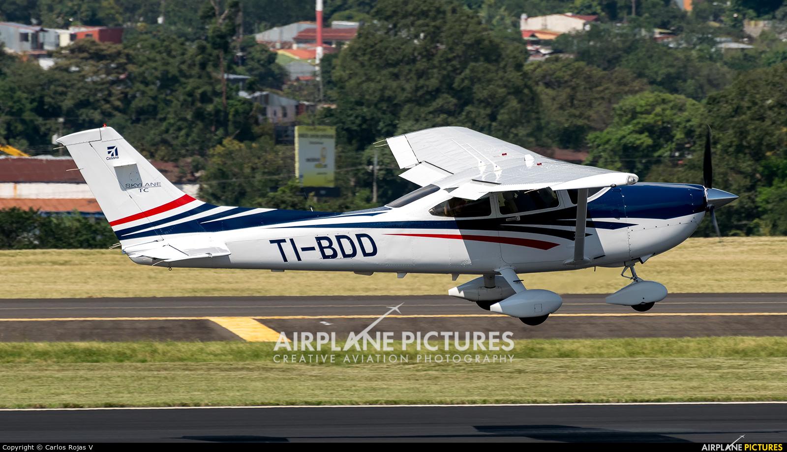 Private TI-BDD aircraft at San Jose - Juan Santamaría Intl