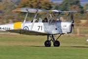 G-ANMO - Aero Legends de Havilland DH. 82 Tiger Moth aircraft