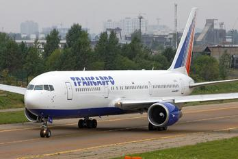 EI-RUU - Transaero Airlines Boeing 767-300ER
