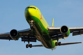 VP-BVH - S7 Airlines Boeing 767-300