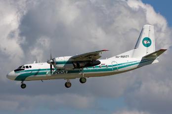 RA-46621 - Alrosa Antonov An-24