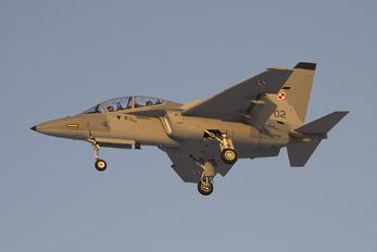 7702 - Poland - Air Force Leonardo- Finmeccanica M-346 Master/ Lavi/ Bielik