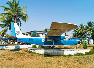 IN139 - India - Navy Britten-Norman BN-2 Islander