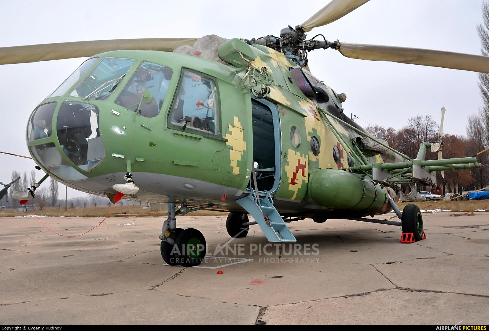 Ukraine - Air Force - aircraft at Kyiv - Borispol