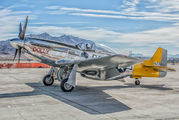 N5441V - Private North American P-51D Mustang aircraft