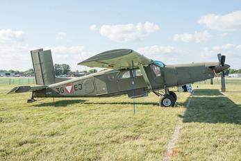 N776PC -  Pilatus PC-6 Porter (all models)