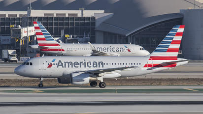N760US - American Airlines Airbus A319