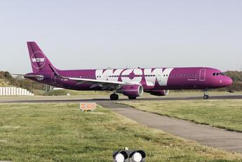 TF-GPA - WOW Air Airbus A321