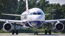 G-EUUN - British Airways Airbus A320 aircraft