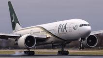 AP-BGY - PIA - Pakistan International Airlines Boeing 777-200LR aircraft