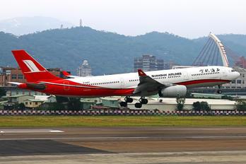 B-6097 - Shanghai Airlines Airbus A330-300