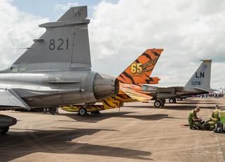 39821 - Sweden - Air Force SAAB JAS 39D Gripen