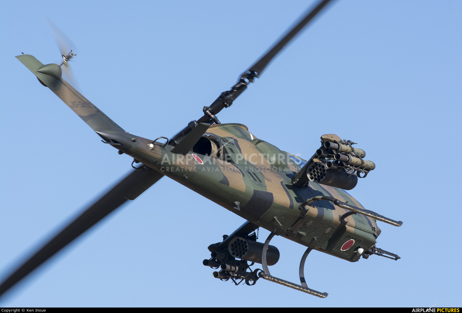 Japan - Ground Self Defense Force 73430 aircraft at Off Airport - Japan