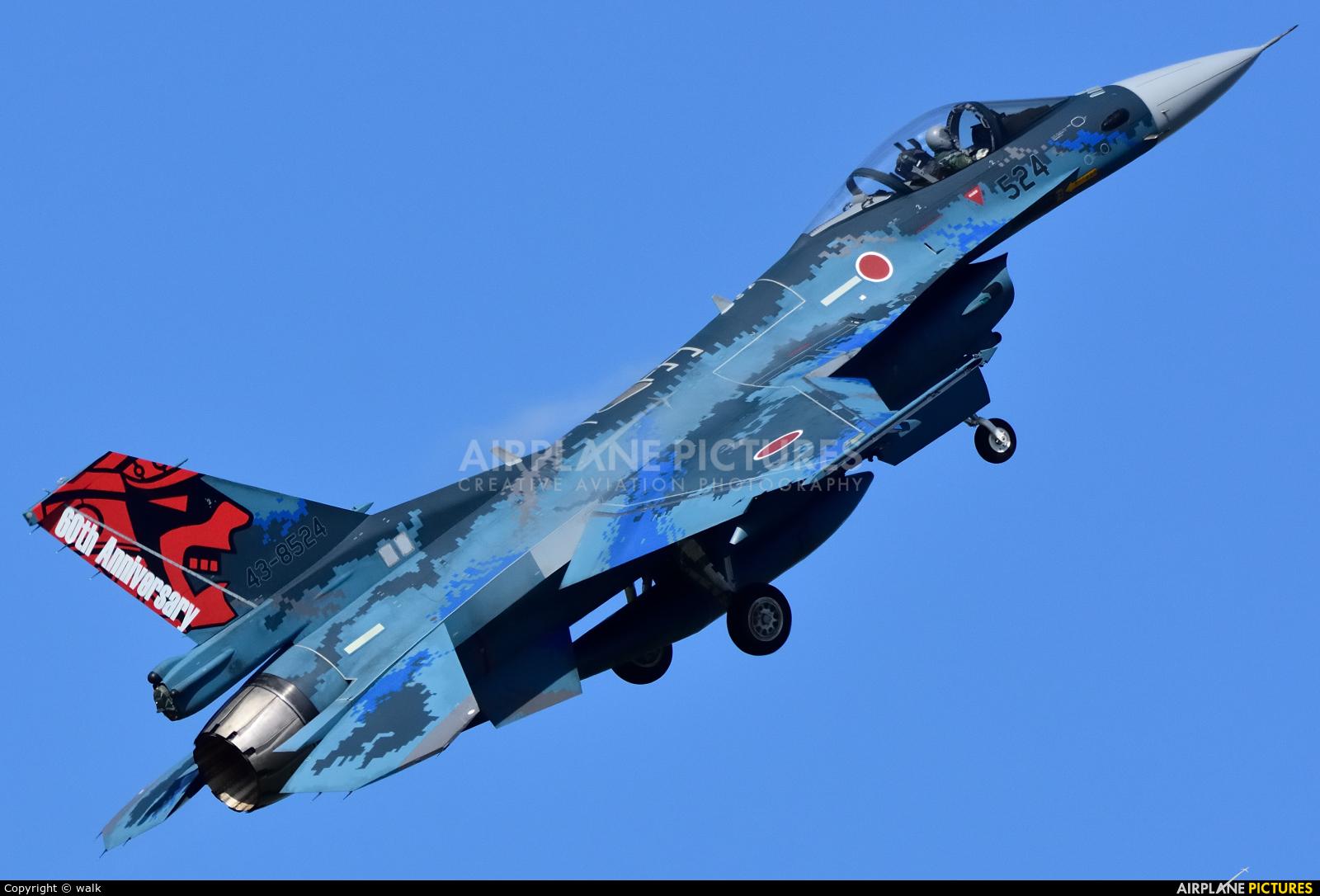 Japan - Air Self Defence Force 43-8524 aircraft at Misawa