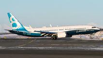 N8704Q - Boeing Company Boeing 737-8 MAX aircraft