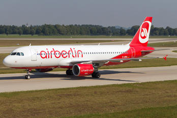 D-ABNL - Air Berlin Airbus A320