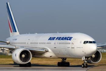 F-GSPO - Air France Boeing 777-200ER