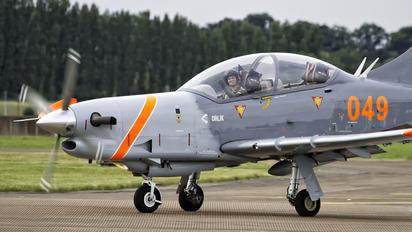 "049 - Poland - Air Force ""Orlik Acrobatic Group"" PZL 130 Orlik TC-1 / 2"