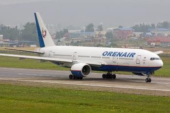 VP-BLA - Orenair Boeing 777-200ER