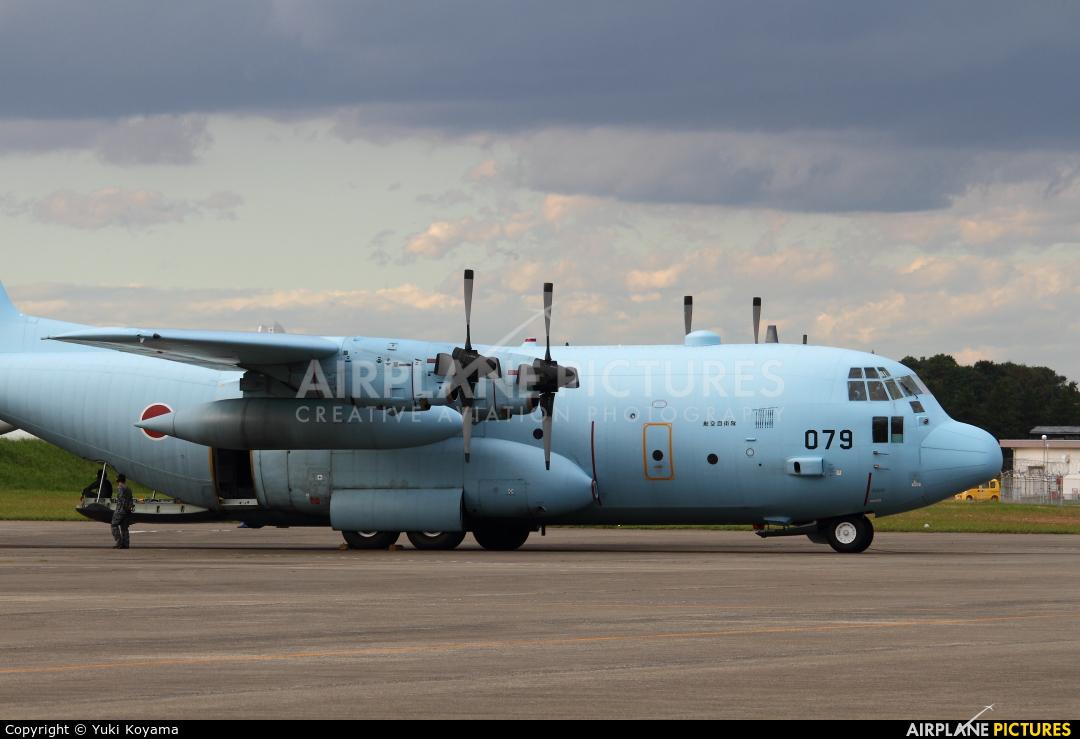 Japan - Air Self Defence Force 85-1079 aircraft at Shimofusa AB