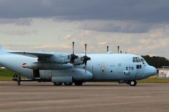 85-1079 - Japan - Air Self Defence Force Lockheed C-130H Hercules