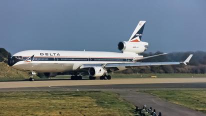 N805DE - Delta Air Lines McDonnell Douglas MD-11