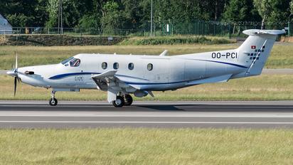 OO-PCI - Private Pilatus PC-12