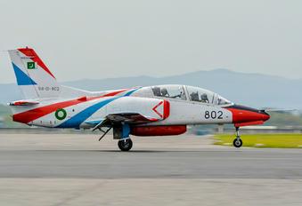 94-01-802 - Pakistan - Air Force Pakistan Aeronautical Complex K-8 Karakorum