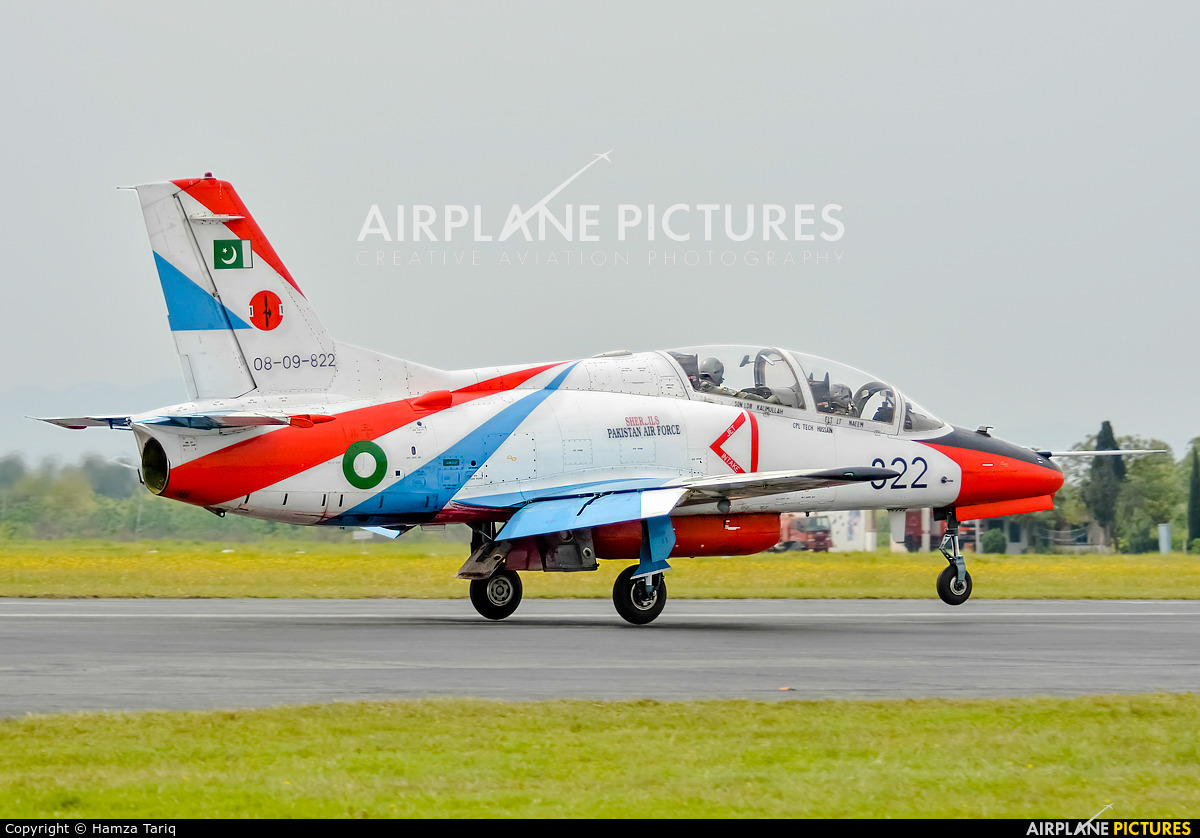 Pakistan - Air Force 08-09-922 aircraft at Undisclosed location