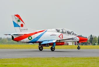 08-09-922 - Pakistan - Air Force Pakistan Aeronautical Complex K-8 Karakorum