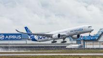F-WMIL - Airbus Industrie Airbus A350-1000 aircraft