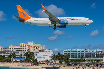 C-FWGH - Sunwing Airlines Boeing 737-800