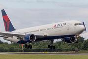 N194DN - Delta Air Lines Boeing 767-300ER aircraft