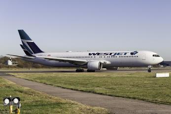 C-FOGT - WestJet Airlines Boeing 767-300ER