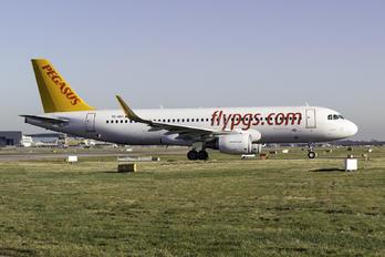 TC-DCI - Pegasus Airbus A320