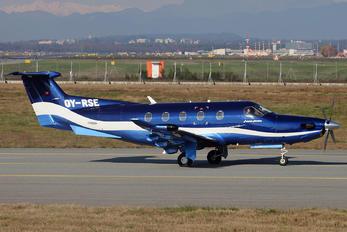 OY-RSE - Private Pilatus PC-12