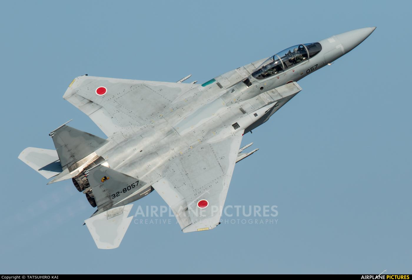 Japan - Air Self Defence Force 32-8057 aircraft at Nyutabaru AB