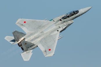 32-8057 - Japan - Air Self Defence Force Mitsubishi F-15DJ