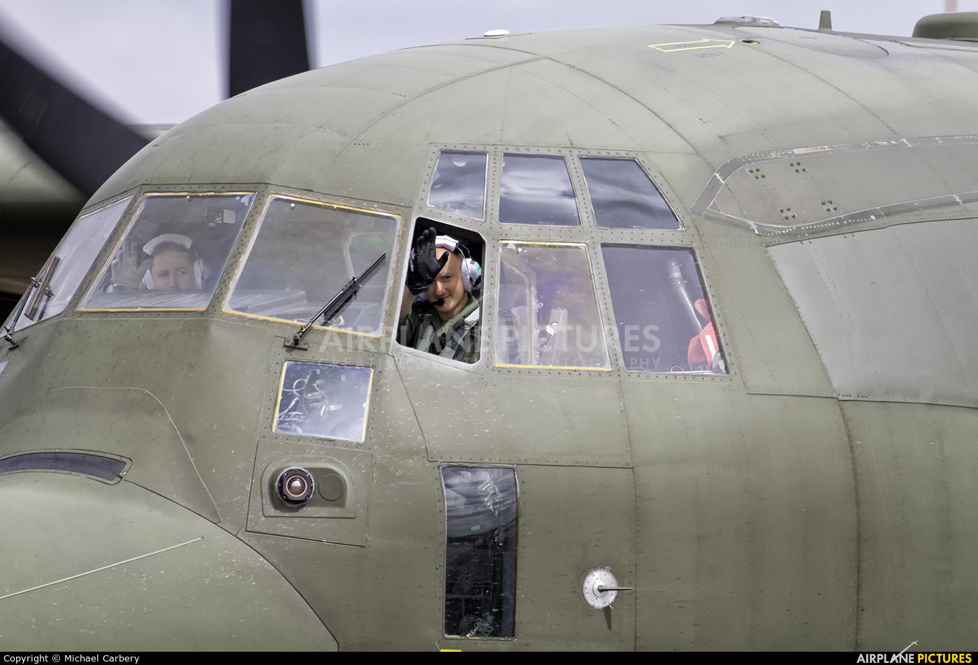Royal Air Force ZH883 aircraft at Fairford