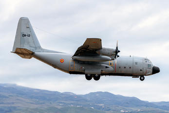 CH-12 - Belgium - Air Force Lockheed C-130H Hercules