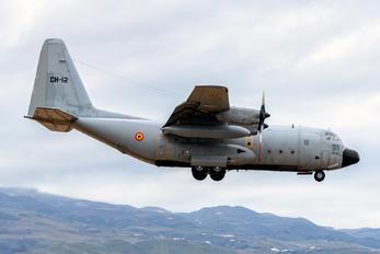 CH-12 - Belgium - Air Force Lockheed C-130H Hercules