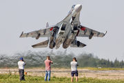 05 RED - Russia - Air Force Sukhoi Su-35S aircraft