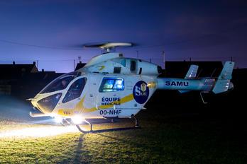 OO-NHF - Samu MD Helicopters MD-900 Explorer