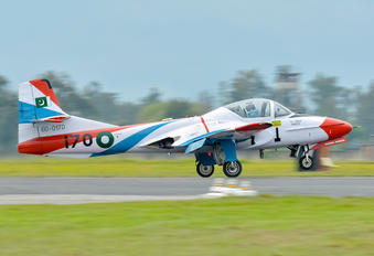 60-0170 - Pakistan - Air Force Cessna T-37B Tweety Bird
