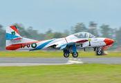 60-0170 - Pakistan - Air Force Cessna T-37B Tweety Bird aircraft
