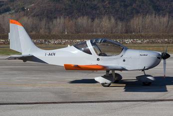 I-A474 - Private Evektor-Aerotechnik EV-97 Eurostar