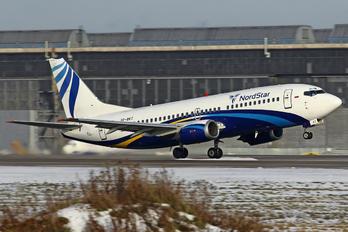 VP-BKT - NordStar Airlines Boeing 737-300