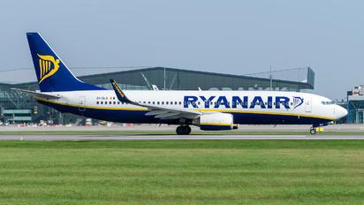 EI-DLG - Ryanair Boeing 737-800